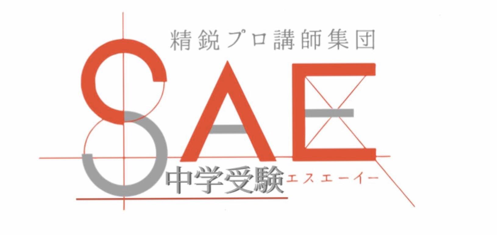 精鋭プロ講師集団SAE|中学受験コース 高田馬場駅徒歩3分